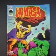 Cómics: HULK (1975, VERTICE) -LA MASA- 28 · 1975 · DOS AÑOS ANTES DE LA ABOMINACION. Lote 135177550