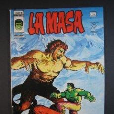 Cómics: HULK (1975, VERTICE) -LA MASA- 30 · 1975 · EL RETOÑO DEL CARNIVORO. Lote 135178382