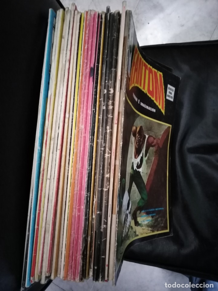 Cómics: Fantom vol. 2. Completa. 23 números. Vertice. - Foto 2 - 119261750
