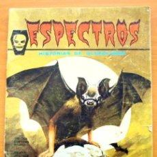 Comics : ESPECTROS, Nº 4 - EDICIONES VÉRTICE 1972. Lote 135203194