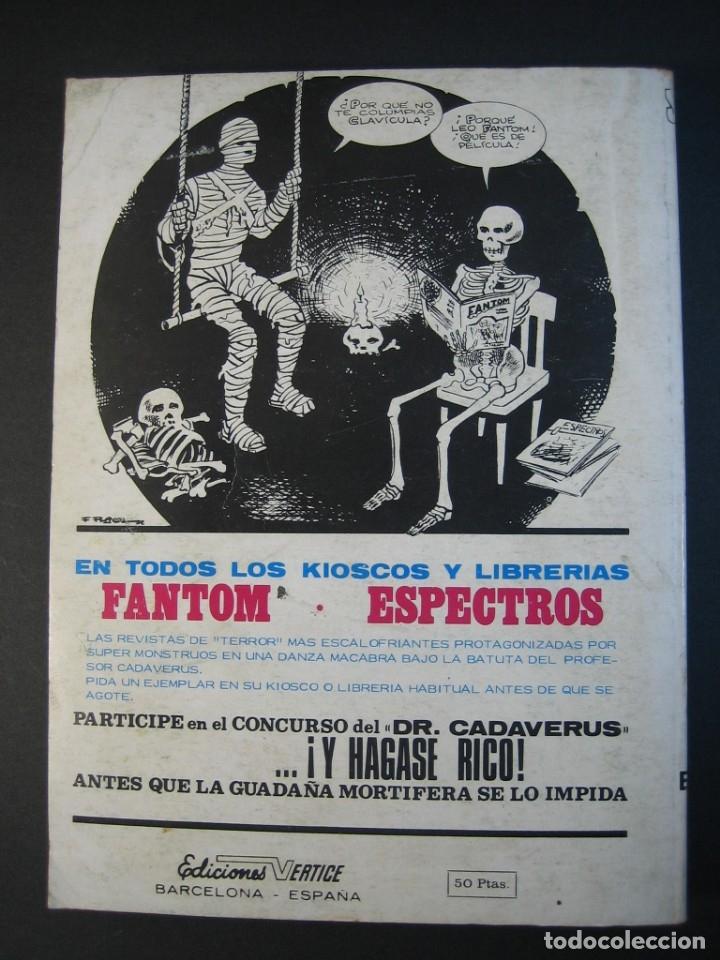 Cómics: SPIDER (1973, VERTICE) 1 · V-1973 · SPIDER - Foto 2 - 133053602