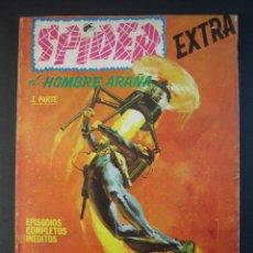 Cómics: SPIDER (1968, VERTICE) 4 · 1968 · CONTRA EL GENIO DEL CRIMEN. Lote 133142522