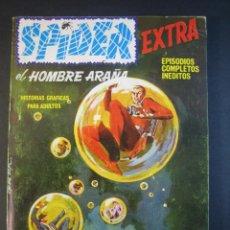 Cómics: SPIDER (1968, VERTICE) 19 · 1969 · BURBUJAS DE MUERTE. Lote 133151398