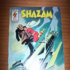 Cómics: SHAZAM - MUNDI COMICS Nº 5: LA INVASIÓN DE LOS HOMBRES-ENSALADA - CON POSTER CENTRAL DE LOPEZ ESPI. Lote 135257194