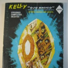 Cómics: KELLY OJO MAGICO (1967, VERTICE) 7 · 1967 · LA AMENAZA INCA. Lote 133146654
