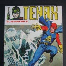 Cómics: TENAX (1972, VERTICE) 13 · 1972 · LOS FÓSILES VIVIENTES *** EXCELENTE***. Lote 134801858