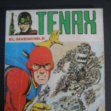 Cómics: TENAX (1972, VERTICE) 12 · 1972 · LA REBELIÓN DE LAS BACTERIAS. Lote 134801922