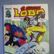 Cómics: HOMBRE LOBO (1973, VERTICE) 10 · IX-1974 · EL JOROBADO DE NUESTRA SEÑORA DE PARÍS. Lote 135451562