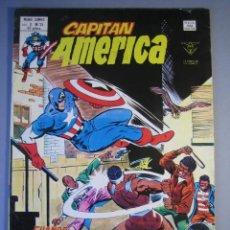 Cómics: CAPITAN AMERICA (1975, VERTICE) 35 · X-1979 · CUANDO MUERE LA LEYENDA. Lote 135464782