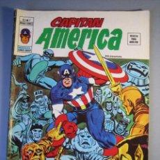 Cómics: CAPITAN AMERICA (1975, VERTICE) 7 · XII-1975 · PERMITAMOS OLVIDAR. Lote 135465250