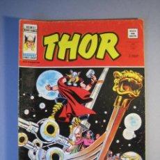 Cómics: THOR (1974, VERTICE) 33 · XI-1977 · EL MURO ALREDEDOR DEL MUNDO. Lote 135483122