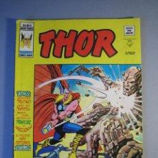 Cómics: THOR (1974, VERTICE) 31 · VIII-1977 · LOS HOMBRES DE PIEDRA DE SATURNO. Lote 135484454