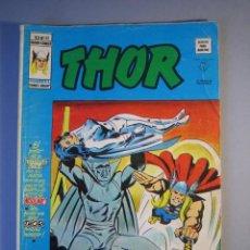 Cómics: THOR (1974, VERTICE) 32 · IX-1977 · SI LAS ESTRELLAS FUESEN DE PIEDRA. Lote 135485514
