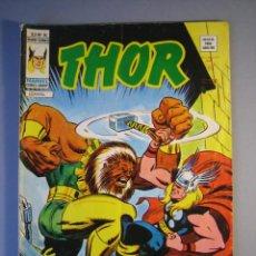 Cómics: THOR (1974, VERTICE) 36 · IV-1978 · MINUTOS DE LOCURA, OSCURO DIA DE CONDENA. Lote 135486750