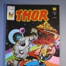 Cómics: THOR (1974, VERTICE) 46 · I-1980 · LA FURIA DEL HEROE OLVIDADO. Lote 135487750