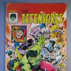 Cómics: DEFENSORES, LOS (1981, VERTICE) 1 · XI-1981 · EMISARIOS DEL MAL. Lote 135492494