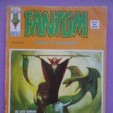 Cómics: FANTOM Nº 11 VERTICE VOLUMEN 2, ¡¡¡¡¡¡¡¡BUEN ESTADO Y DIFICIL!!!!!!!!. Lote 135526314