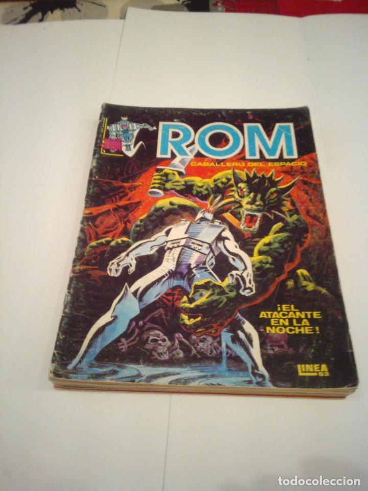 ROM - VERTICE - SURCO - COLECCION COMPLETA - 8 NUMEROS - BUEN ESTADO - CJ 7 - GORBAUD (Tebeos y Comics - Vértice - Surco / Mundi-Comic)