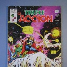 Cómics: TRIPLE ACCION (1979, VERTICE) 7 · X-1979 · A MUERTE, DORMAMMU. Lote 135588390