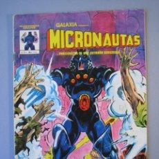 Comics: MICRONAUTAS (1981, VERTICE) 2 · I-1982 · DUELO A MUERTE. Lote 135591978