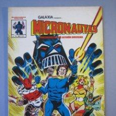 Cómics: MICRONAUTAS (1981, VERTICE) 1 · X-1981 · MUNDO DE ORIGEN. Lote 135592226