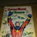 Cómics: HEROES MARVEL V2 Nº 1 CAPITAN MARVEL Y DAN DEFENSOR. Lote 135599178