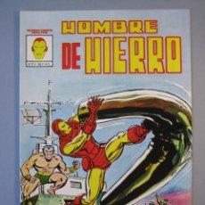 Cómics: IRON MAN (1981, VERTICE) -HOMBRE DE HIERRO- 2· XII-1981·***EXCELENTE ***. Lote 135614726