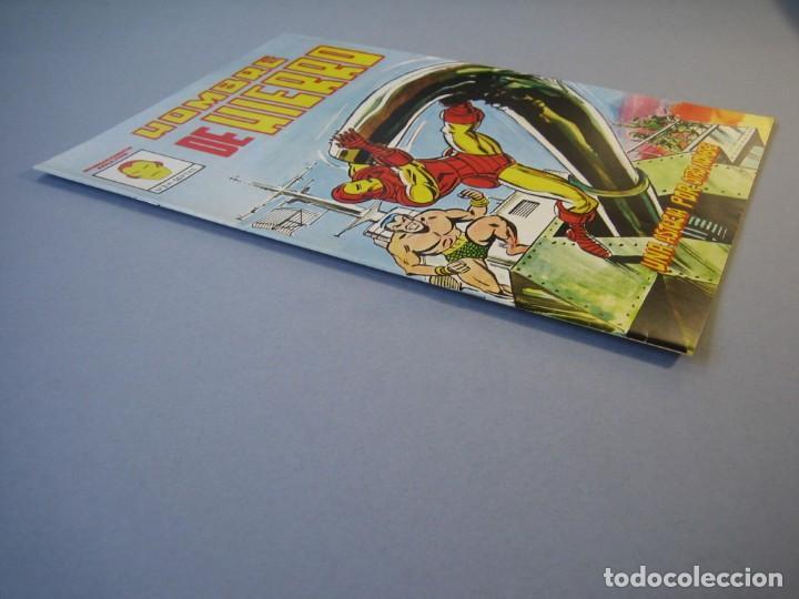 Cómics: IRON MAN (1981, VERTICE) -HOMBRE DE HIERRO- 2· XII-1981·***EXCELENTE *** - Foto 3 - 135614726