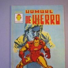 Cómics: IRON MAN (1981, VERTICE) -HOMBRE DE HIERRO- 1 · X-1981 · EL PRINCIPE DEL MAR*** EXCELENTE***. Lote 135614842