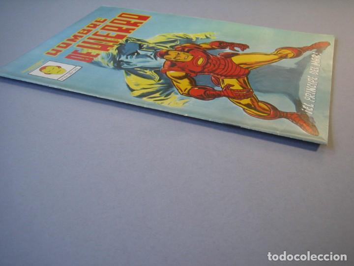 Cómics: IRON MAN (1981, VERTICE) -HOMBRE DE HIERRO- 1 · X-1981 · EL PRINCIPE DEL MAR*** EXCELENTE*** - Foto 3 - 135614842