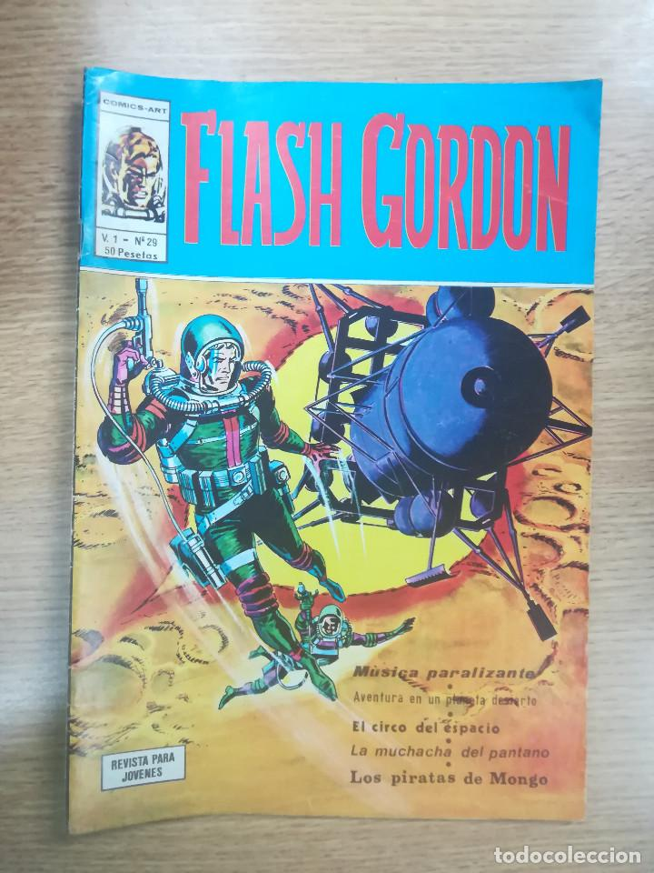 FLASH GORDON VOL 2 #29 (Tebeos y Comics - Vértice - Otros)