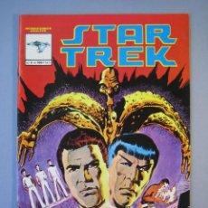 Cómics: STAR TREK (1981, VERTICE) 4 · II-1982 · ¡MAÑANA O AYER! *** EXCELENTE ***. Lote 135628646