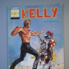 Cómics: KELLY OJO MAGICO (1981, VERTICE) 5 · 15-IV-1982 · EL EXTRAVAGANTE DOCTOR DIAMOND (2ª PARTE). Lote 135628782