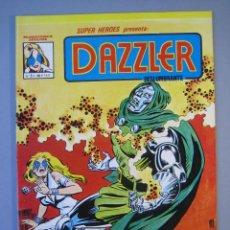 Cómics: SUPER HEROES (1981, VERTICE) 2 · XI-1981 · LAS JOYAS DE MUERTE *** EXCELENTE ***. Lote 135628958