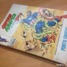 Cómics: CAPITAN AMERICA EDITORIAL VERTICE VOL2 Nº 30. Lote 135685367