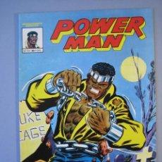 Cómics: POWER MAN (1981, VERTICE) 2 · XI-1981 · LA ULTIMA PARTIDA *** EXCELENTE***. Lote 135710235