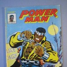 Cómics: POWER MAN (1981, VERTICE) 1 · X-1981 · UNO DEBE MORIR. Lote 135718919