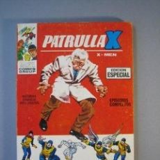 Cómics: PATRULLA X (1969, VERTICE) 5 · 1969 · LA AMENAZA DEL EXTRAÑO *** EXCELENTE ***. Lote 211844152