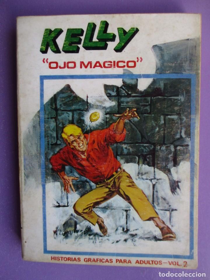 Cómics: KELLY OJO MAGICO COLECCION COMPLETA VERTICE TACO, ¡¡¡¡¡¡¡¡BUEN ESTADO !!!!!!!! - Foto 8 - 135943610