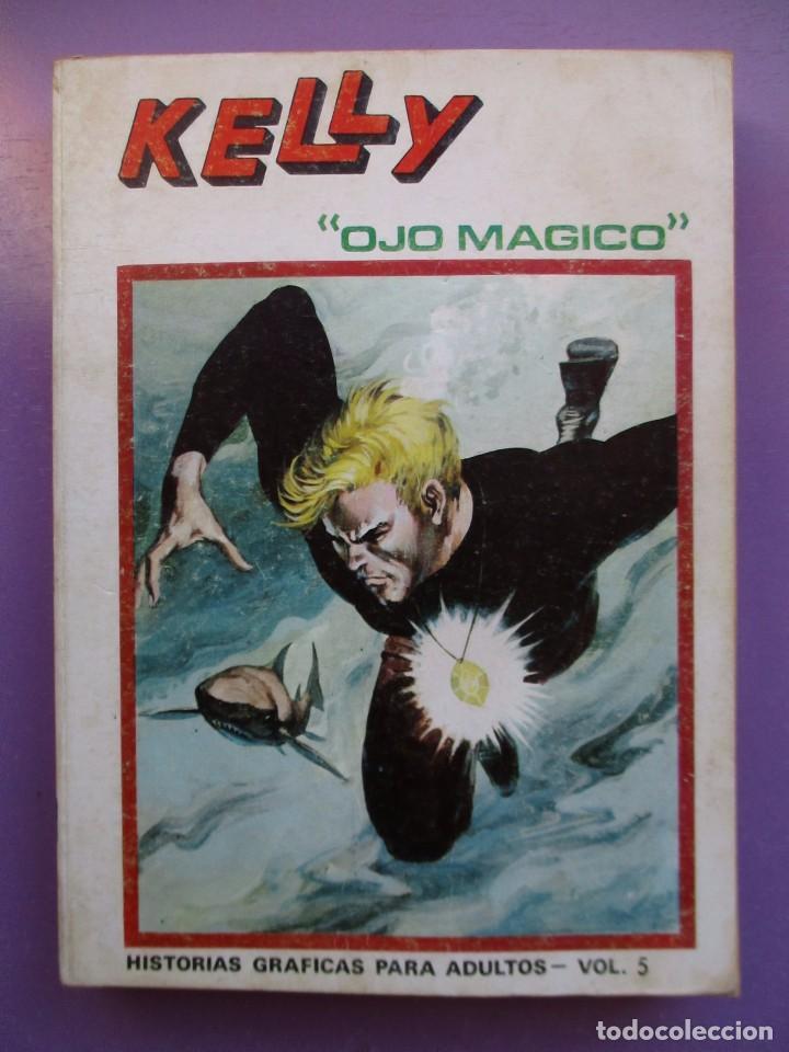 Cómics: KELLY OJO MAGICO COLECCION COMPLETA VERTICE TACO, ¡¡¡¡¡¡¡¡BUEN ESTADO !!!!!!!! - Foto 21 - 135943610