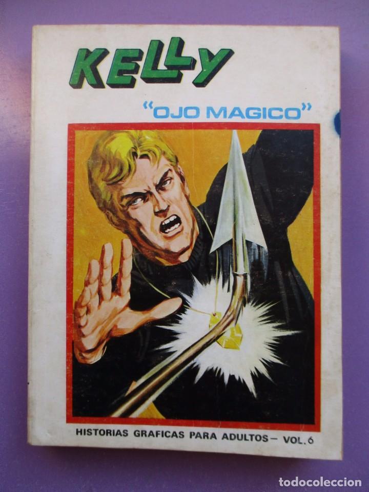 Cómics: KELLY OJO MAGICO COLECCION COMPLETA VERTICE TACO, ¡¡¡¡¡¡¡¡BUEN ESTADO !!!!!!!! - Foto 25 - 135943610
