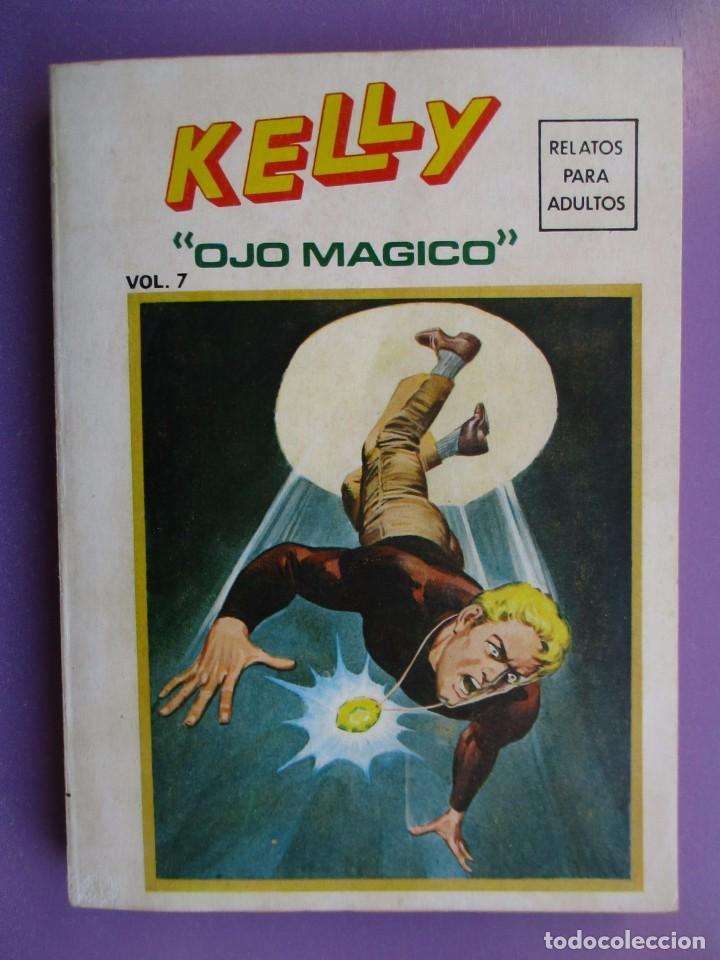 Cómics: KELLY OJO MAGICO COLECCION COMPLETA VERTICE TACO, ¡¡¡¡¡¡¡¡BUEN ESTADO !!!!!!!! - Foto 29 - 135943610