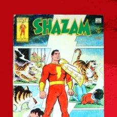 Cómics: SHAZAM, V1-Nº 4, DC NATIONAL GROUP, EDICIONES VÉRTICE 1978 COMICS-ART. Lote 135948998