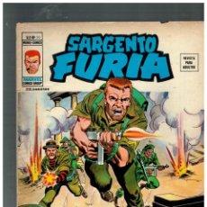 Cómics: SARGENTO FURIA V.2 Nº 20.. Lote 136046394