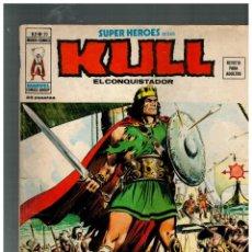 Comics : SUPER HÉROES V.2 Nº 20. -KULL- BUENO.. Lote 136048230