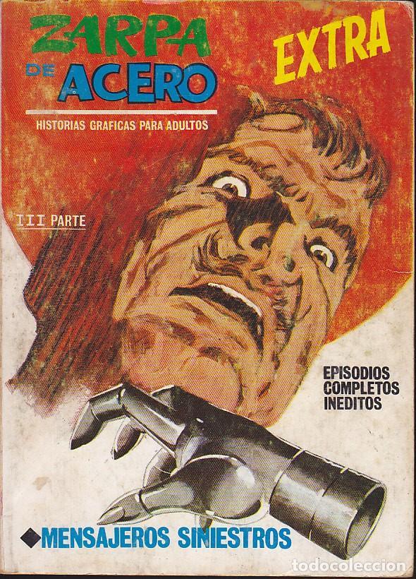 COMIC COLECCION ZARPA DE ACERO Nº 25 (Tebeos y Comics - Vértice - Otros)
