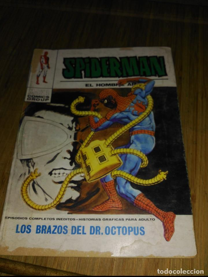 SPIDERMAN VOL. 1 Nº 38 (Tebeos y Comics - Vértice - V.1)