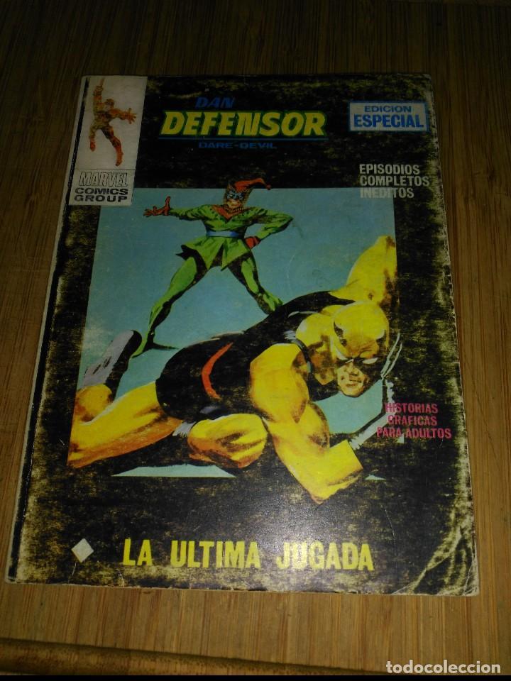 DAN DEFENSOR VOL. 1 Nº 18 (Tebeos y Comics - Vértice - Dan Defensor)