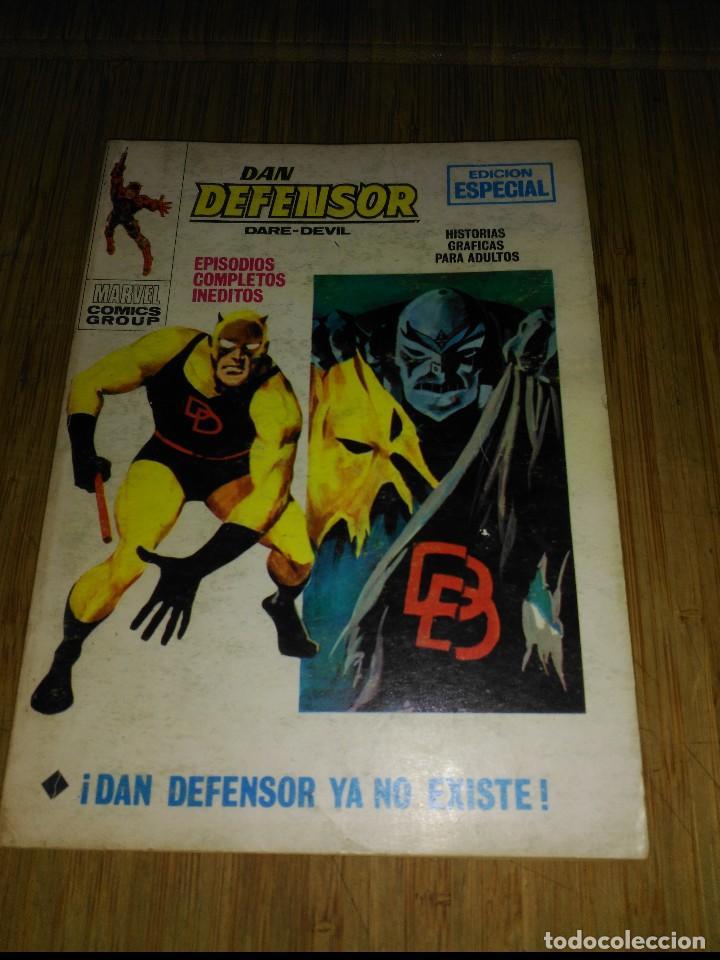 DAN DEFENSOR VOL. 1 Nº 19 (Tebeos y Comics - Vértice - Dan Defensor)