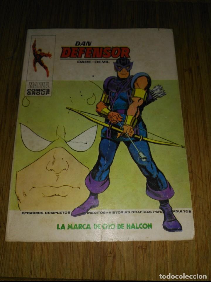 DAN DEFENSOR VOL. 1 Nº 44 (Tebeos y Comics - Vértice - Dan Defensor)